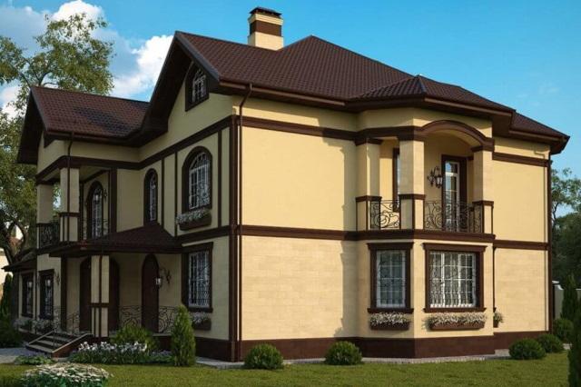Дом 100 кв.м. - 1 300 000 рублей.