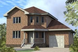 Строительство домов под ключ из кирпича в Калуге