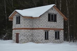 Строительство и продажа домов из газобетонных блоков