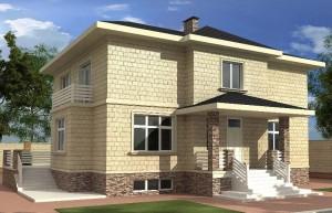 Строительство домов из пеноблока в Калуге