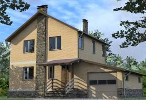 Строительство одноэтажных домов из кирпича в Калуге